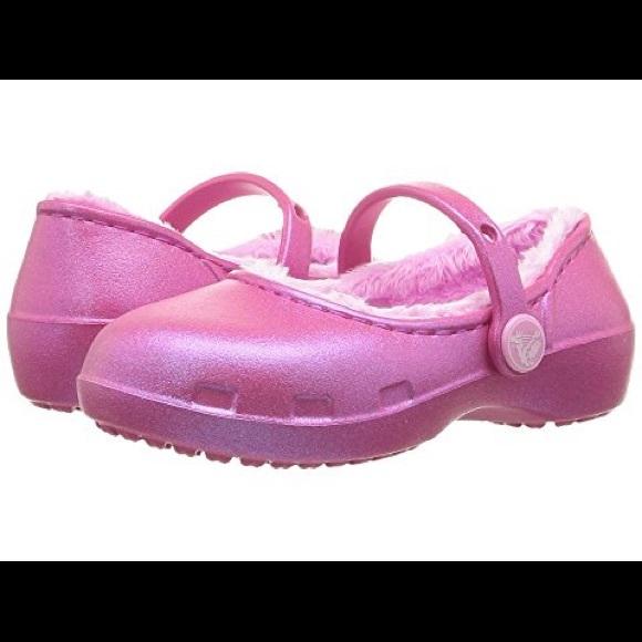 0277b8b34b08 CROCS Other - Crocs toddler girl size 6 shoes 🍬